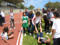 Alcamo - fase provinciale campionati studenteschi - 22 aprile 2008  - Alcamo (1691 clic)