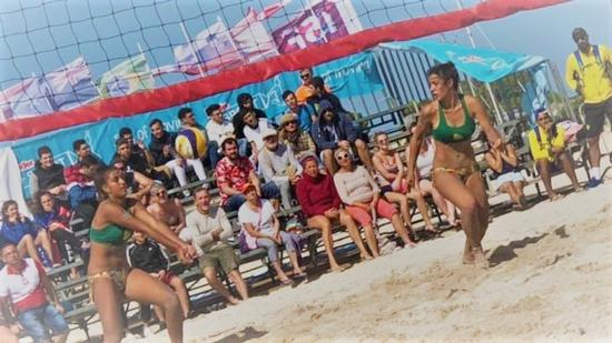 Mondiale ISF beach volley -  - inserita il 30-Jan-20