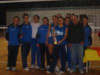 Le ragazze under 16 del Tricolore team volley Marsala - torneo di capodanno - salemi 4 gennaio 2009.  - Marsala (5604 clic)