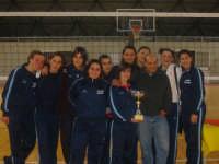 Volley femminile- Centro Carne Castellammare - torneo di capodanno - Salemi 4 gennaio 2009.  - Castellammare del golfo (3226 clic)