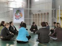Castelvetrano-corso di formazione- A scuola di minivolley- 2° circolo didattico Castiglione-marzo 2007.  - Castelvetrano (2175 clic)