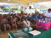 Coast Cup 2009 ---11 luglio--- cerimonia di premiazione  - Castellammare del golfo (2980 clic)