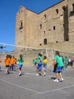 Castelbuono-Piazza Castello-1 ottobre 2006-Trofeo Regionale minivolley.  - Castelbuono (2605 clic)