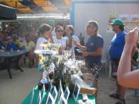 COAST CUP - BEACH VOLLEY FEMMINILE- 30 GIUGNO 2 LUGLIO 2006 - PREMIAZIONE  - Castellammare del golfo (1849 clic)