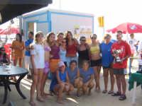 COAST CUP - BEACH VOLLEY FEMMINILE- 30 GIUGNO 2 LUGLIO 2006 - PREMIAZIONE-  - Castellammare del golfo (1848 clic)