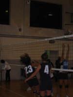 5 dicembre 2008 - campionato I^ divisione volley femminile - Fortitudo Buseto - Centro Carne Castell