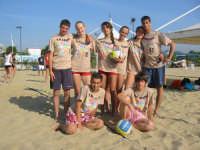 16-17 giugno 2007 - Trofeo delle Province beach volley 2 x 2  cat. under 16 --rappresentativa Fipav Trapani --  - Catania (2548 clic)