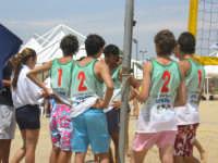 16-17 giugno 2007 - Trofeo delle Province beach volley 2 x 2  cat. under 16 --rappresentativa Fipav Trapani ---  - Catania (2343 clic)