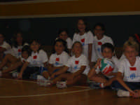 Federazione Italiana Pallavolo 5-9 settembre 2007 corso nazionale formatori provinciali del settore scuola e minivolley.  - Castellammare del golfo (1608 clic)