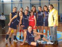 Centro Carne Castellammare -  volley femminile - 14 dicembre 2008  - Castellammare del golfo (3348 clic)