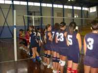 13 dicembre 2009 - campionato I^ div. volley femminile - Centro Carne Castellammare - Belicina Castelvetrano  - Castellammare del golfo (3034 clic)