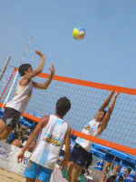 Campionato Regionale Fipav beach volley 2 x 2 - 5-6 luglio 2008  - Castellammare del golfo (1453 clic)