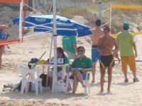 23-24 giugno 2007 -Campionato provinciale beach volley open 2 x 2 maschile e femminile  - Castellammare del golfo (1603 clic)