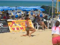 Campionato Regionale beach volley 2 x 2 under 19 masch. e femm. 14-15 LUGLIO 2007 Castellammare del Golfo - lido Peter Pan .  - Castellammare del golfo (1355 clic)