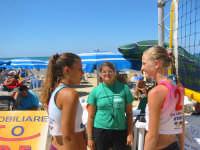 Campionato Regionale beach volley 2 x 2 under 19 masch. e femm. 14-15 LUGLIO 2007 Castellammare del Golfo - lido Peter Pan .  - Castellammare del golfo (1581 clic)
