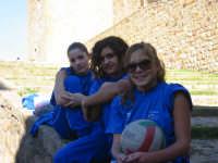 Castelbuono - Piazza Castello - Trofeo Regionale Minivolley 1 ottobre 2006. Le giovani atlete della Polisportiva Castellammare (TP)  - Castelbuono (3168 clic)