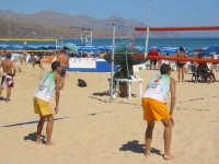 Camp. Reg. Fipav beach volley under 19 (2 x 2) Castellammare Golfo 14-15 luglio 2007  - Castellammare del golfo (1666 clic)