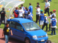 Trapani - stadio provinciale 22 maggio 2007 - Manifestazione Scolastica Provinciale 1,2,3... volley  - Trapani (1699 clic)