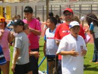 Trapani - stadio provinciale 22 maggio 2007 - Manifestazione Scolastica Provinciale 1,2,3... volley.  - Trapani (1647 clic)