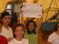 Alcamo-palestra comunale via Verga - festa territoriale 1,2,3...minivolley *maggio 2007*  - Alcamo (1431 clic)