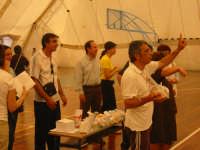 Alcamo-palestra comunale via Verga - festa territoriale 1,2,3...minivolley *maggio 2007*  - Alcamo (1592 clic)