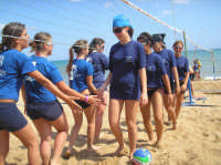 Summer Cup 2005 -beach volley femminile-  - Triscina (8920 clic)