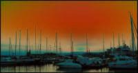 tramonto   - Siracusa (4151 clic)