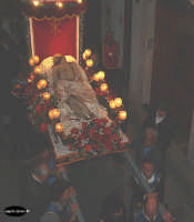 Processione del Venerdì Santo a Cefalù  - Cefalù (6840 clic)