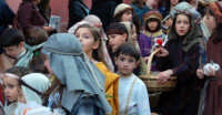 Bambini -Montelepre (PA), 14.4.2006 Processione dei misteri Pasqua 2006  - Montelepre (3626 clic)