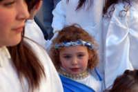 Piccolo angelo -Montelepre (PA), 14.4.2006 Processione dei misteri Pasqua 2006  - Montelepre (3815 clic)