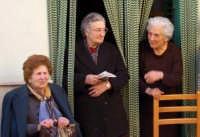 Preghiera del vespero -Montelepre (PA), 14.4.2006  - Montelepre (3465 clic)