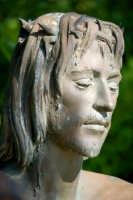 Gesù, quello della verità -Siracusa, 1.10.2006 Santuario Madonna delle lacrime   - Siracusa (1306 clic)
