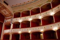 Il teatro ottocentesco L'Idea -Sambuca di Sicilia, 17.9.2006  - Sambuca di sicilia (6921 clic)