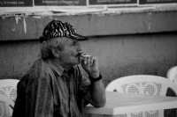 (S)fumando -Bagheria, 24.9.2006  - Bagheria (2915 clic)
