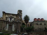 Chiesa della Martorana e di San cCtaldo  PALERMO Enzo Farruggia