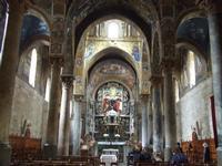 Interno della Chiesa della Martorana   - Palermo (7173 clic)