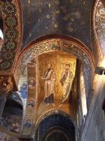 Interno della Chiesa della Martorana   - Palermo (4734 clic)