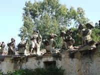 Villa Palagonia di Bagheria  BAGHERIA Enzo Farruggia