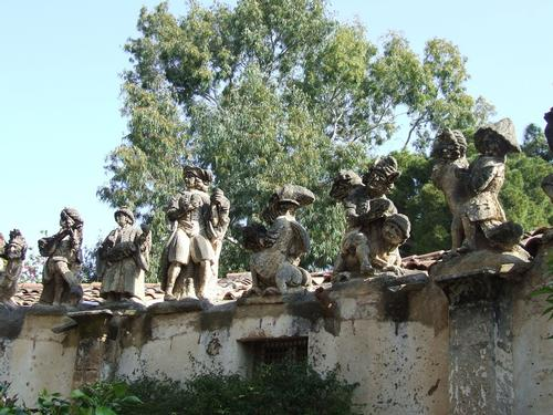 Villa Palagonia di Bagheria - BAGHERIA - inserita il