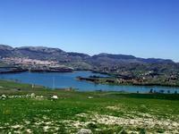 Lago di Piana degli albanesi  PIANA DEGLI ALBANESI Enzo Farruggia