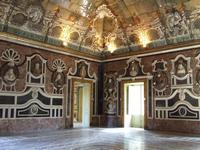 Interno della Villa Palagonia di Bagheria:Stanza degli specchi (7027 clic)
