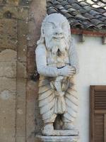 Ingresso della Villa Palagonia di Bagheria  BAGHERIA Enzo Farruggia