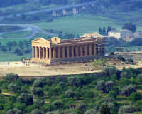 tempio della concordia   - Agrigento (2686 clic)