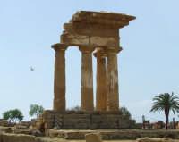 Tempio di Dioscuri   - Agrigento (2089 clic)