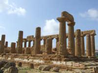 tempio di giunone   - Agrigento (1898 clic)