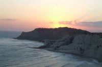 tramonto  Tramonto  - Scala dei turchi (8102 clic)
