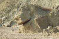 pietre cadute di giallonardo,realmonte le rocce con il vento assumono le forme pi? strane!!!!!!  - Giallonardo (5394 clic)