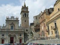 Piazza duomo di Caccamo (4651 clic)