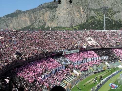 Stadio Barbera per Palermo-Sampdoria - PALERMO - inserita il