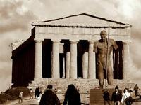 Mitoraj nella Valle dei Templi   - Agrigento (4413 clic)